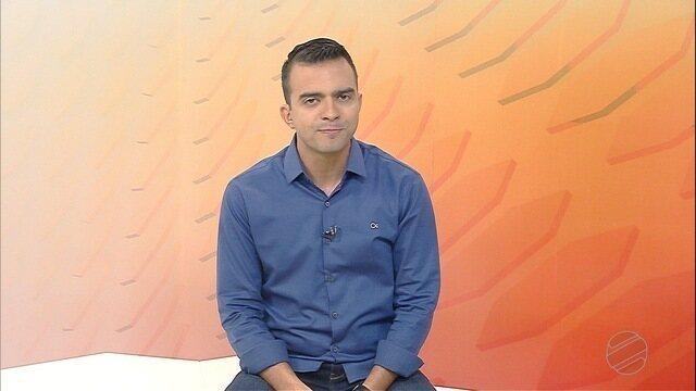 Globo Esporte MS - programa de sexta-feira, 20/10/2017 - 1º bloco