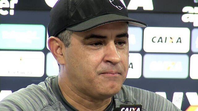 Confira a preparação do Ceará para o jogo contra o Figueirense pela Série B.