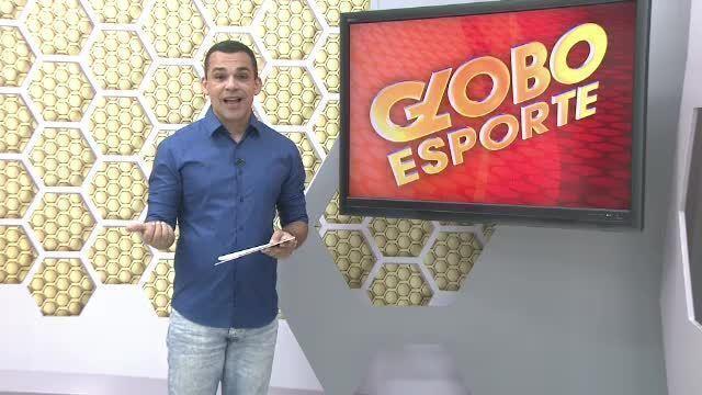 Veja o Globo Esporte Acre deste sábado (21/10/2017)