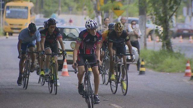 Provas de ciclismo movimenta espaço alternativo em Porto Velho na corrida contra o relógio