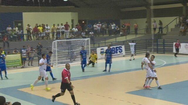 Mojuca empata na semi com o Constelação e caí invicto na Liga Norte de Futsal em Boa Vista