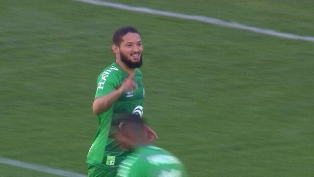 Os gols de Chapecoense 2 x 0 pela 30ª rodada do Campeonato Brasileiro