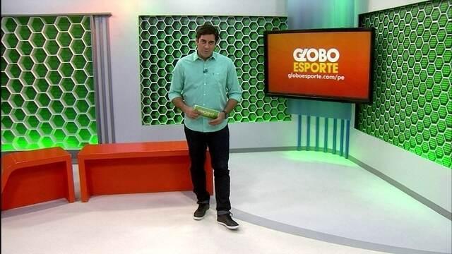 Globo Esporte/PE - 20/11/2017