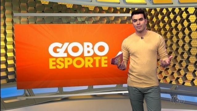 Globo Esporte GO - 20/11/2017 - Íntegra