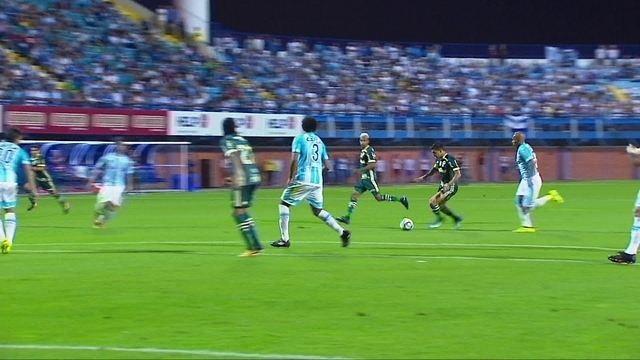 Melhores momentos de Avaí 2 x 1 Palmeiras pela 36ª rodada do Campeonato Brasileiro