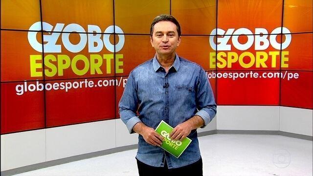Globo Esporte/PE - 22/11/2017