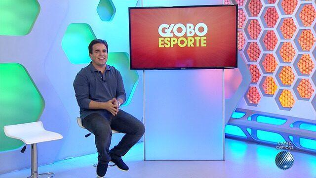 Globo Esporte BA - Íntegra do dia 22/11/2017