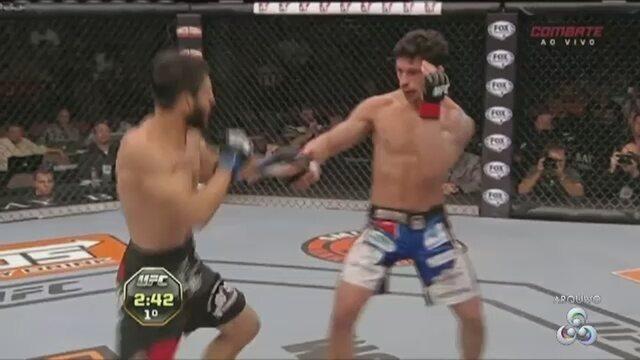 Baixas no UFC: Amazonas têm três perdas recentes no Ultimate; confira!