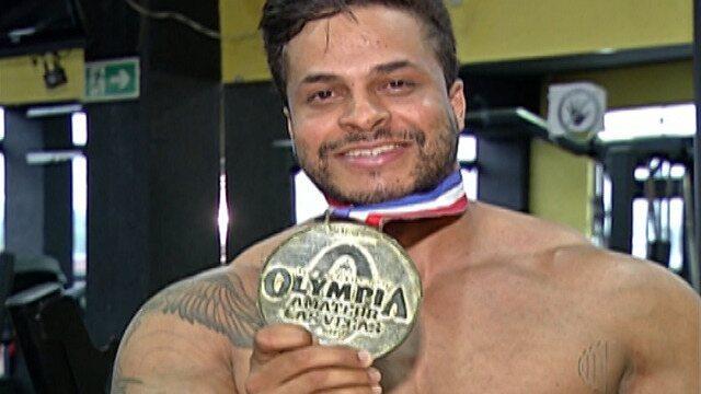 Fisiculturista de Itaquaquecetuba é campeão do Mister Olympia, em Las Vegas
