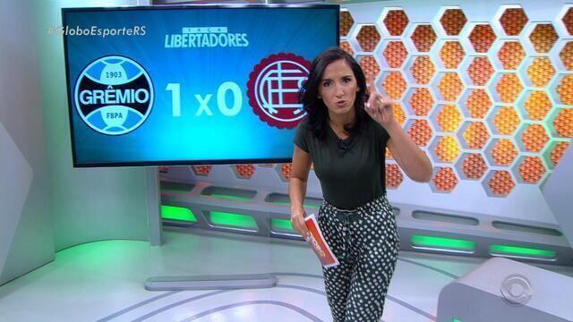Confira a íntegra do Globo Esporte RS desta quinta-feira (23)