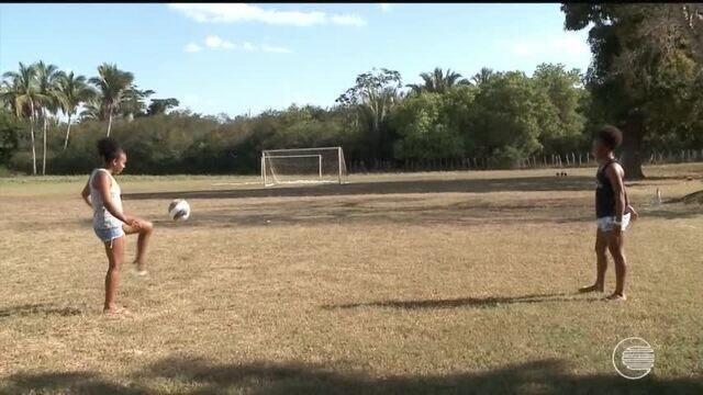 Valéria continua treinando com a Seleção e tenta realizar sonho de sua irmã