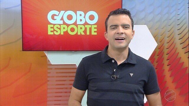 Globo Esporte MS - programa de quinta-feira, 23/11/2017 - 1º bloco