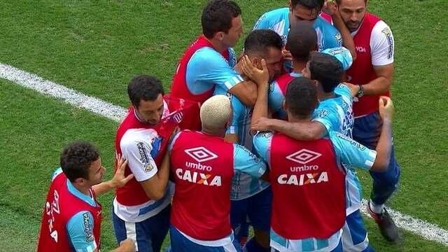 Os gols de Santos 1 x 1 Avaí pela 38ª rodada do Brasileirão