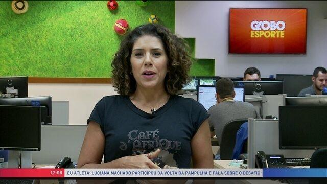 Repórter Luciana Machado fala sobre corrida com filho na Volta da Pampulha