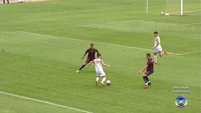 Ituano goleia o Capivariano em jogo-treino