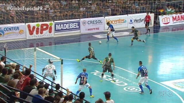 Pato e Marreco fazem a final do Campeonato Paranaense de Futsal