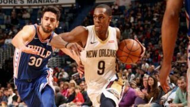 Melhores momentos: Philadelphia 76ers 124 x 131 New Orleans Pelicans pela NBA