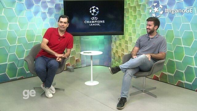 Daniel Cardoso e Victor Canedo palpitam os classificados nas oitavas da Champions League