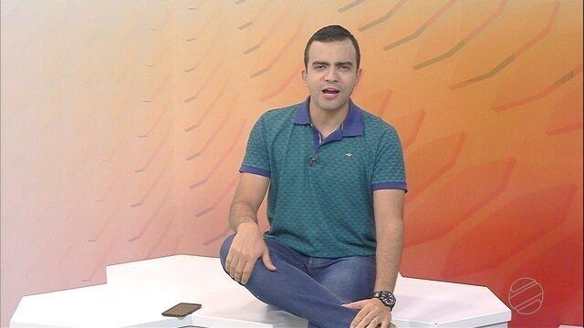 Globo Esporte MS - programa de terça-feira, 12/12/2017 - 1º bloco