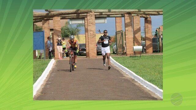 Sidrolândia comemora 64 anos de emancipação com corrida e pedalada