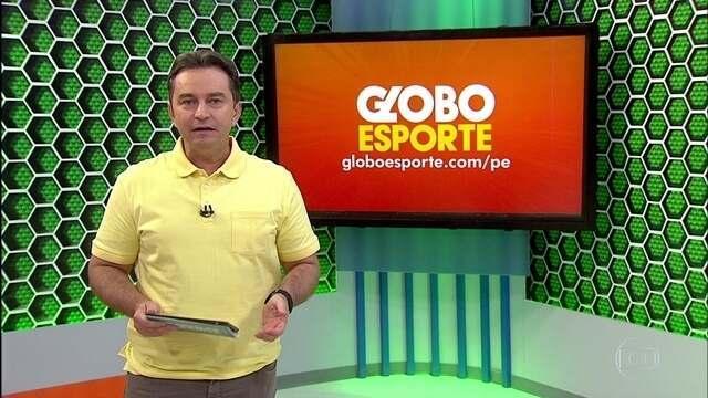 Globo Esporte PE 12/12/18