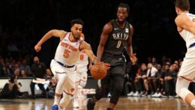 Melhores momentos: New York Knicks 111 x 104 Brooklyn Nets pela NBA