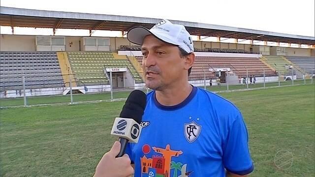 Técnico Douglas Ricardo fala sobre adversário do Corumbaense na Copa do Brasil 2018
