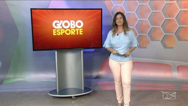 Globo Esporte MA 16-01-2018