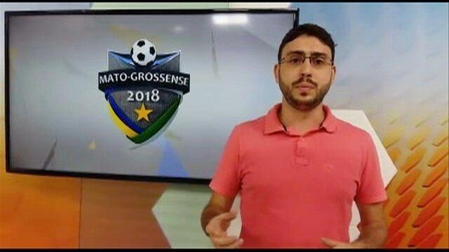 Repórter do GloboEsporte.com/tvca comenta sobre o campeonato Mato-grossense