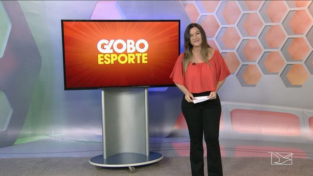 Globo Esporte MA 17-01-2018