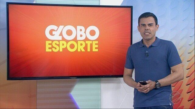 Assista a íntegra do Globo Esporte MT-17/01/18