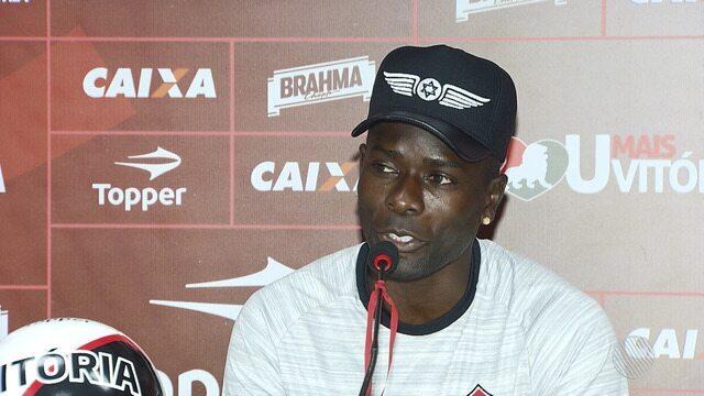 Vitória faz treino fechado em preparação para o Baianão 2018; David pode voltar ao time