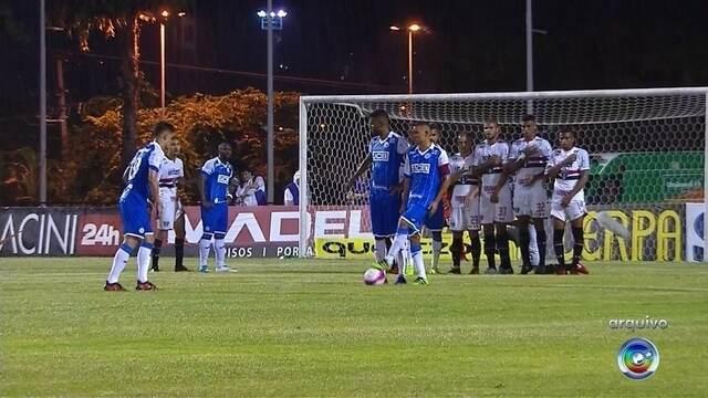 São Bento volta aos treinos após empate contra o Mirassol