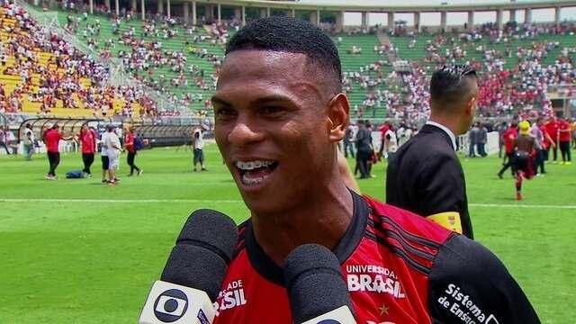 """Lucas Silva exalta grupo campeão da Copinha: """"Todos nós somos merecedores"""""""