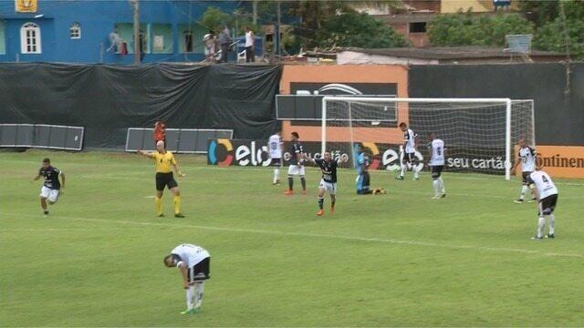 Os gols de Atlético-ES 0 x 2 Remo, pela Copa do Brasil 2018