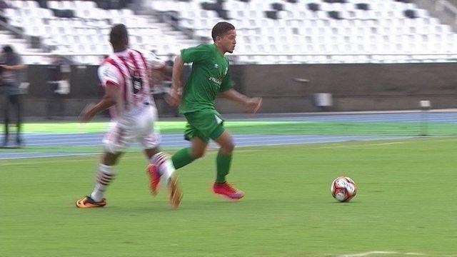 Melhores momentos de Boavista 2 x 2 Bangu pela semifinal da Taça Guanabara 2018