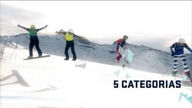 Hoje tem: conheça as competições do snowboard na Olimpíada de Inverno
