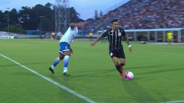 Melhores Momentos de Santo André 2 x 1 Corinthians pela 6ª rodada do Campeonato Paulista