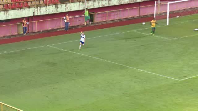 Veja o gol do Atlético-AC sobre o Galvez na terceira rodada do Acreano 2018