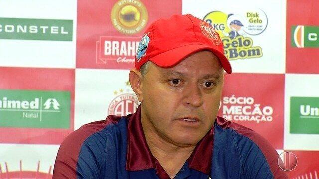 Pachequinho fala sobre expectativas do jogo do América-RN contra Globo FC