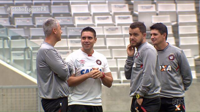 Atlético deve ter força máxima para encarar Rio Branco