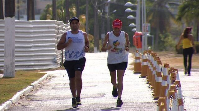 Corredor supera trauma da perda da esposa e realiza sonho de correr a São Silvestre