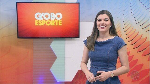 Assista a íntegra do Globo Esporte MT-17/02/18