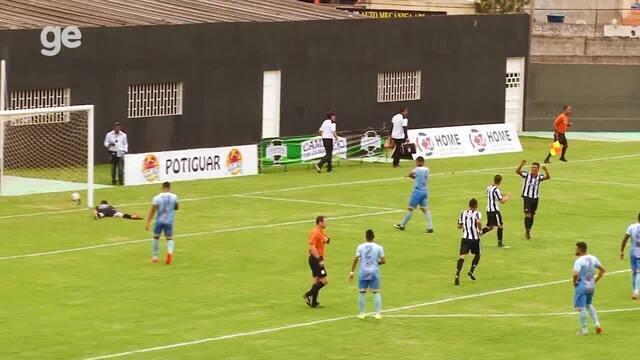 Os gols de Bolamense 1 x 2 Ceilândia pelo Campeonato Brasiliense 2018