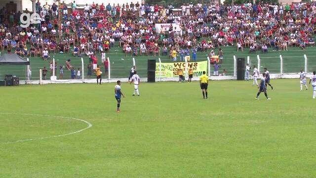 Os gols de Paracatu 3 x 1 Santa Maria pelo Campeonato Brasiliense 2018