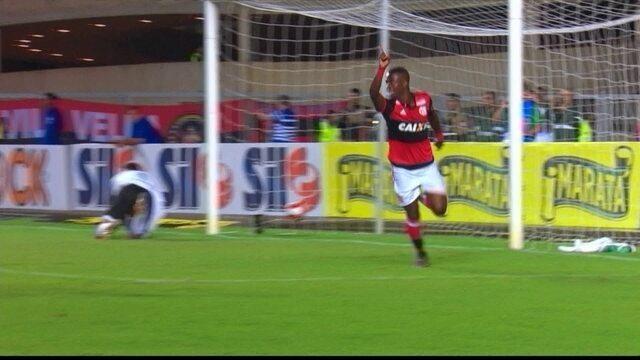 Os gols de Boavista 0 x 2 Flamengo pela decisão da Taça Guanabara do Campeonato Carioca