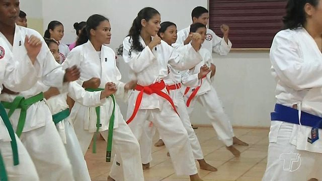 Projeto incentiva adolescentes e jovens de Santarém às práticas esportivas
