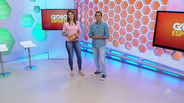 Globo Esporte BA - Íntegra do dia 21/02/2018