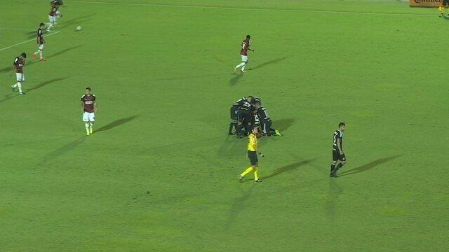 Confira os gols da classificação do Figueirense sobre Oeste na Copa do Brasil