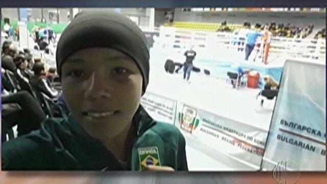 Lutadora de Mogi, Grazi de Jesus compete em Torneio de Boxe nesta 5ª, na Bulgária